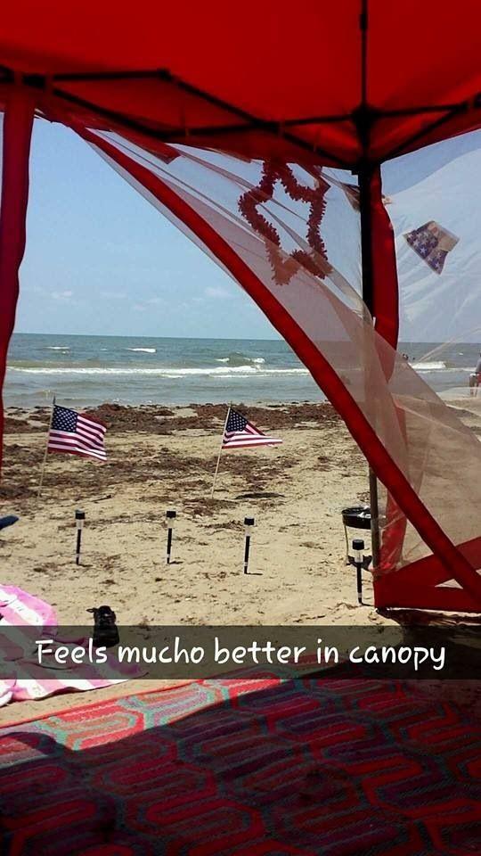 Tent camping, Bolivar Peninsula, Galveston, Texas, 4th of ...