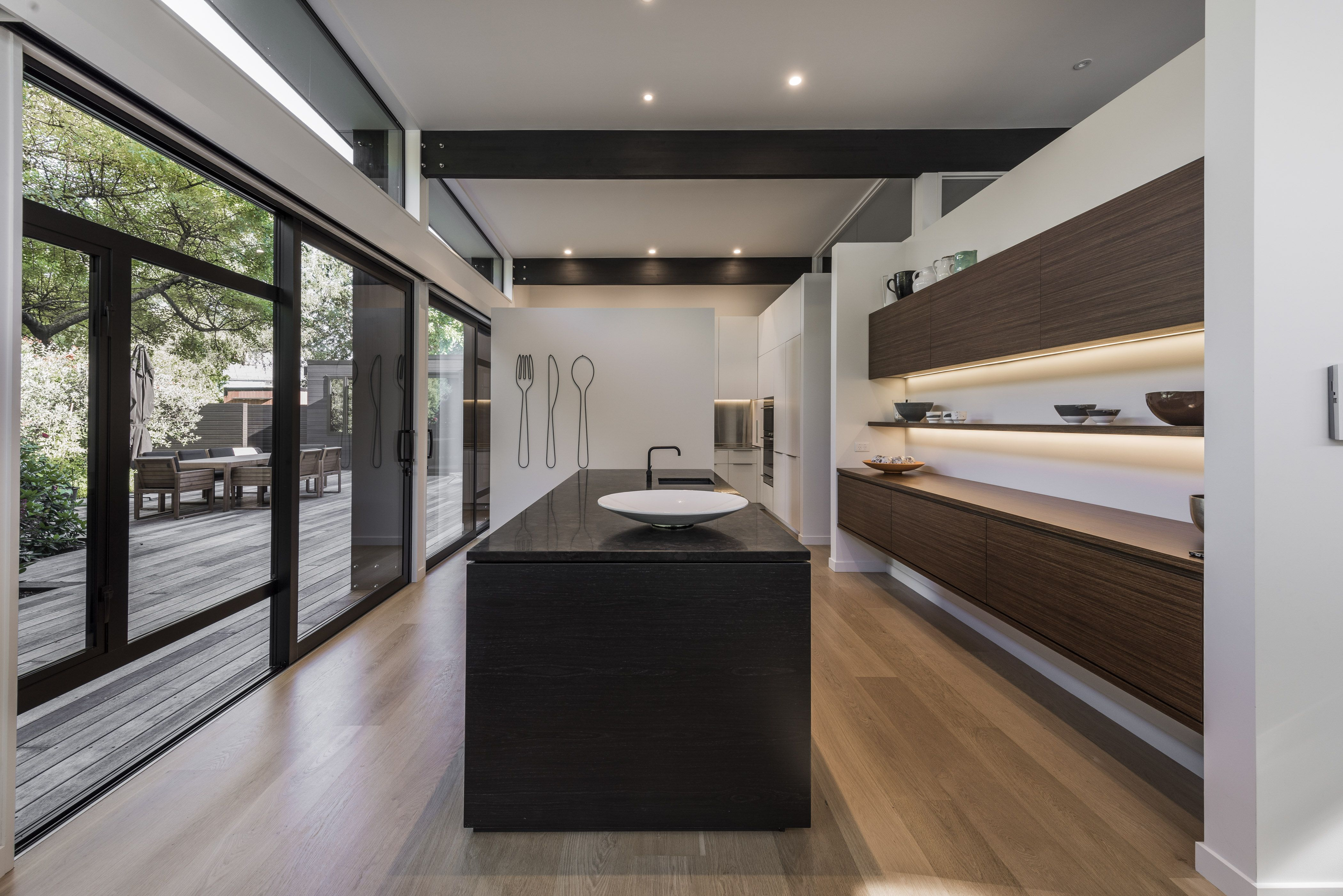 Kitchens With A Hidden Scullery