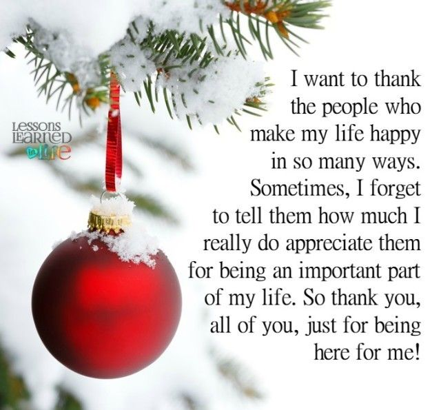 For All The People In My Life Lessons Learned In Life Christmas Messages Quotes Appreciate You Quotes