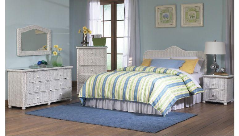 Using Wicker in Your Home   Wicker Bedroom Furniture ...