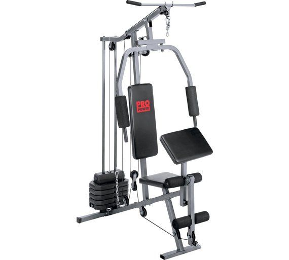Buy Pro Power Home Gym At Argos Co Uk Visit Argos Co Uk To Shop Online For Multi Gyms Weights Multi Gyms And Stre Multi Gym No Equipment Workout At Home Gym