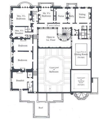 Pin By Tom Pollock On Gilded Era Mansion Floor Plans Mansion Floor Plan Vanderbilt Mansions Cornelius Vanderbilt