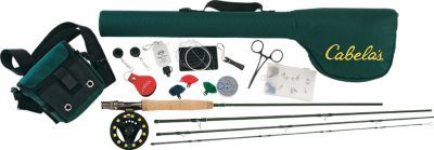 Cabela S Prestige Collection Fly Outfit Cabela S Fly Fishing Starter Kit Fly Outfit Fly Fishing Rods