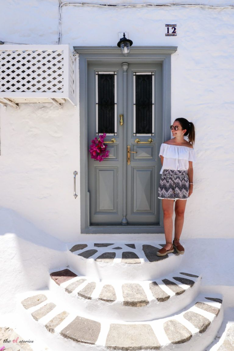 """Sophia Loren, described it as """"one of the most beautiful places in the world"""" - Hydra, Greece"""