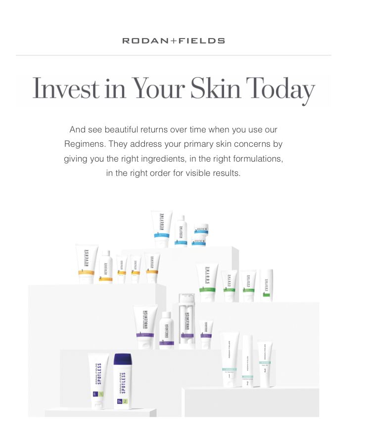 Rodan Fields Is The Number 1 Anti Aging Skin Care And Premium Acne Brand In The United States Essential Oil Anti Aging Aging Skin Care Skin Care Blackheads