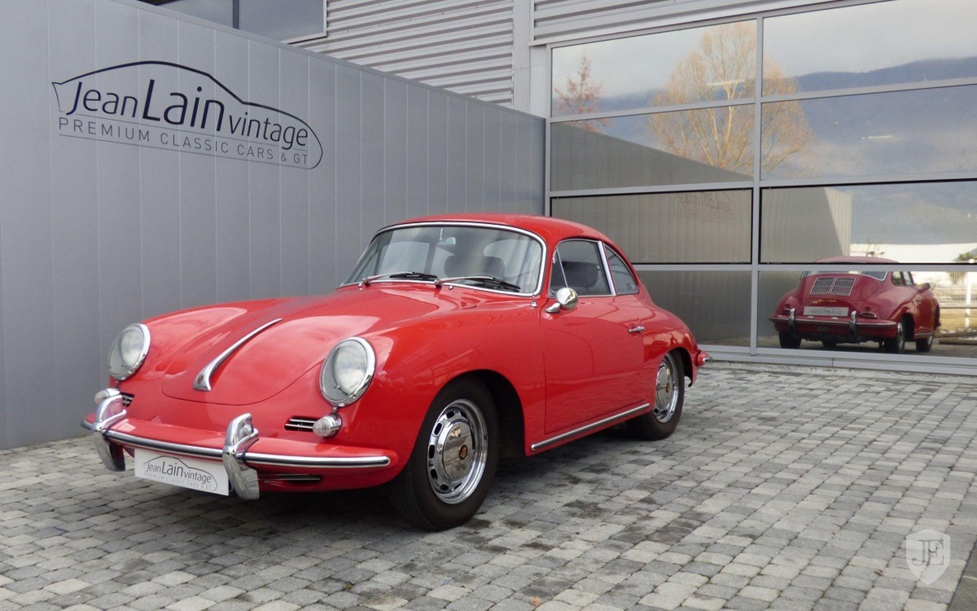 Porsche 356 SC | Porsche 356 and Cars