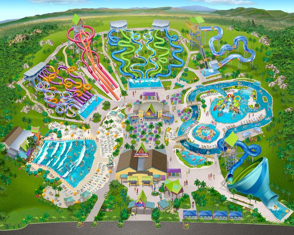 Aquatica San Diego: Park Map | Travel & things to do