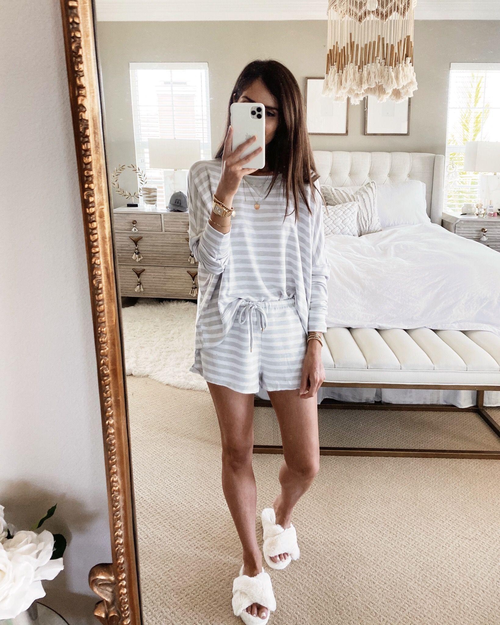 SPRING SUMMER PAJAMAS in 2020 Summer pajamas, Cozy dress