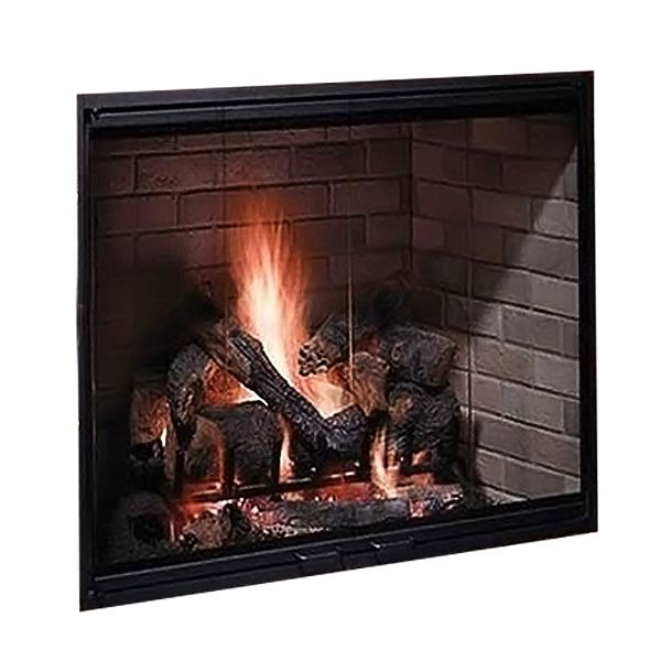 Majestic 42 Biltmore Radiant Wood Burning Fireplace Wood