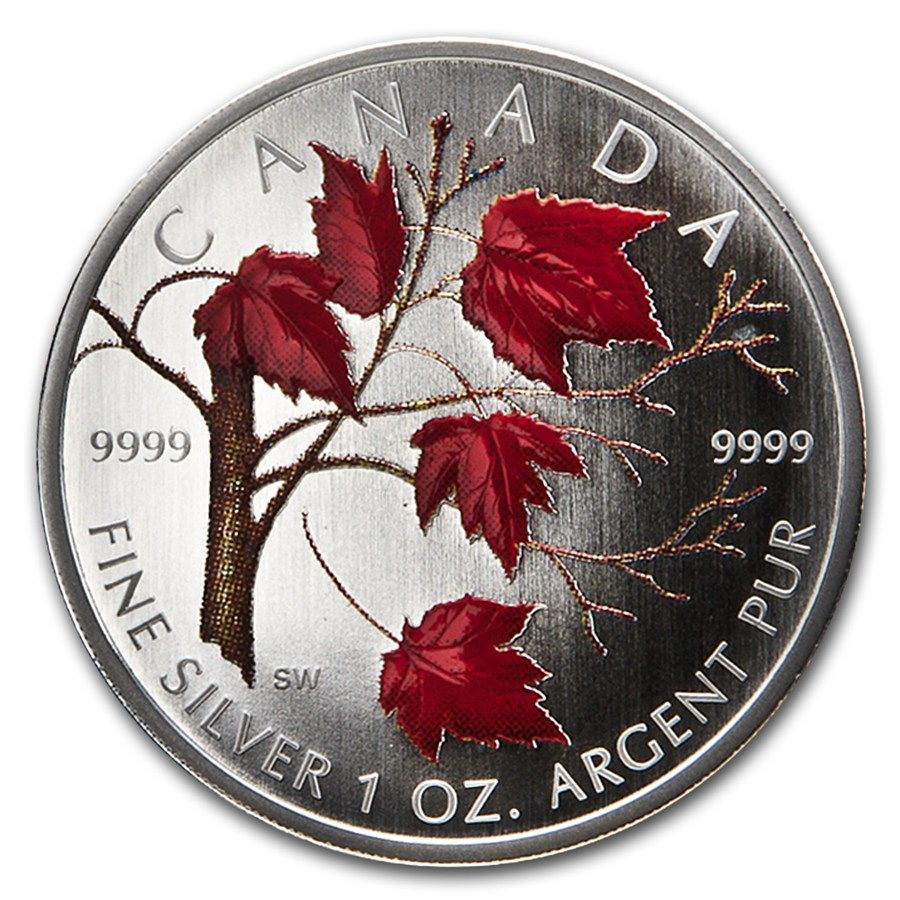 Buy Silver Online Buy Silver Maple Leaf Coins Apmex Com Silver Maple Leaf Buy Silver Online Maple Leaf