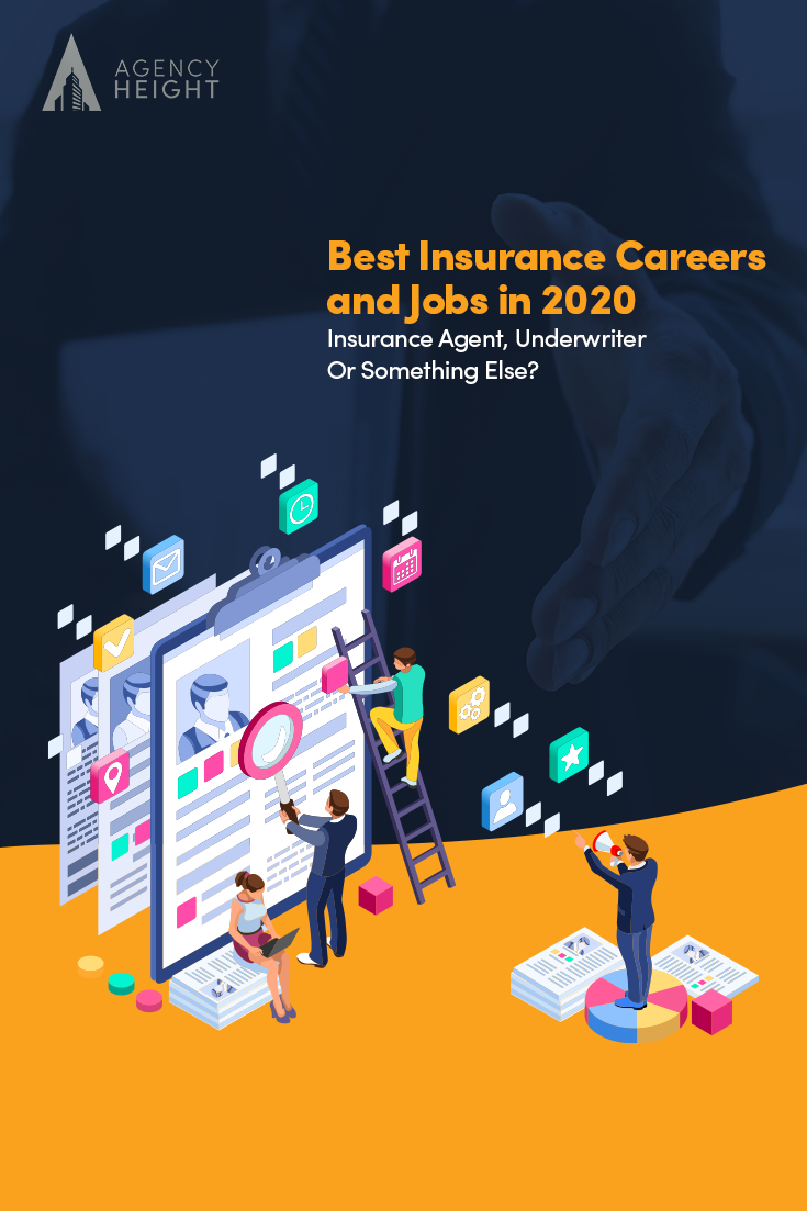 Best Insurance Careers And Jobs In 2020 In 2020 Best Insurance