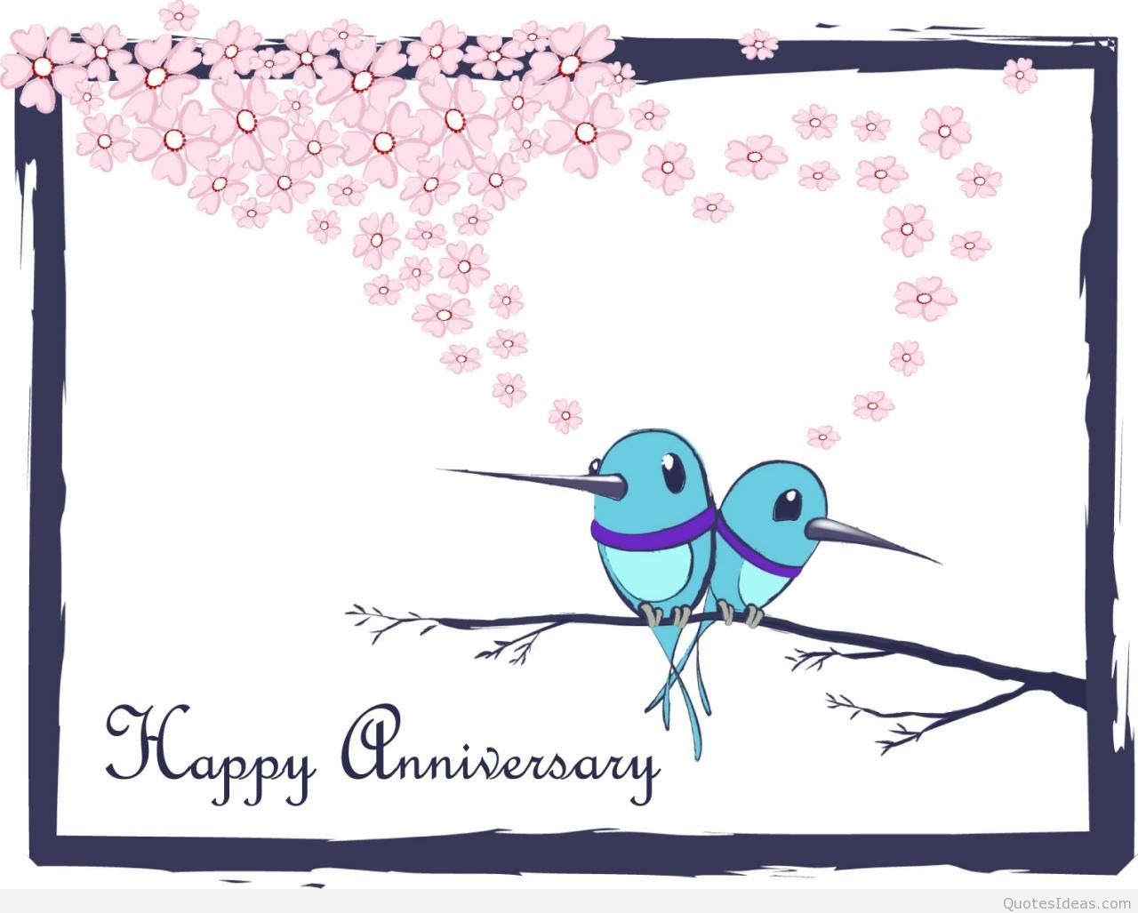 Happy Anniversary Wishes Cards Sayings Cartoons 2015 2016 2019