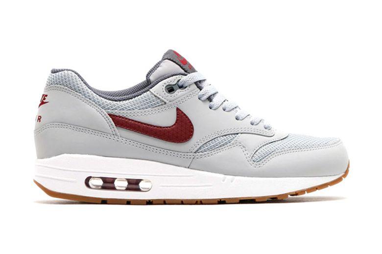 Nike Air Max Grey Red