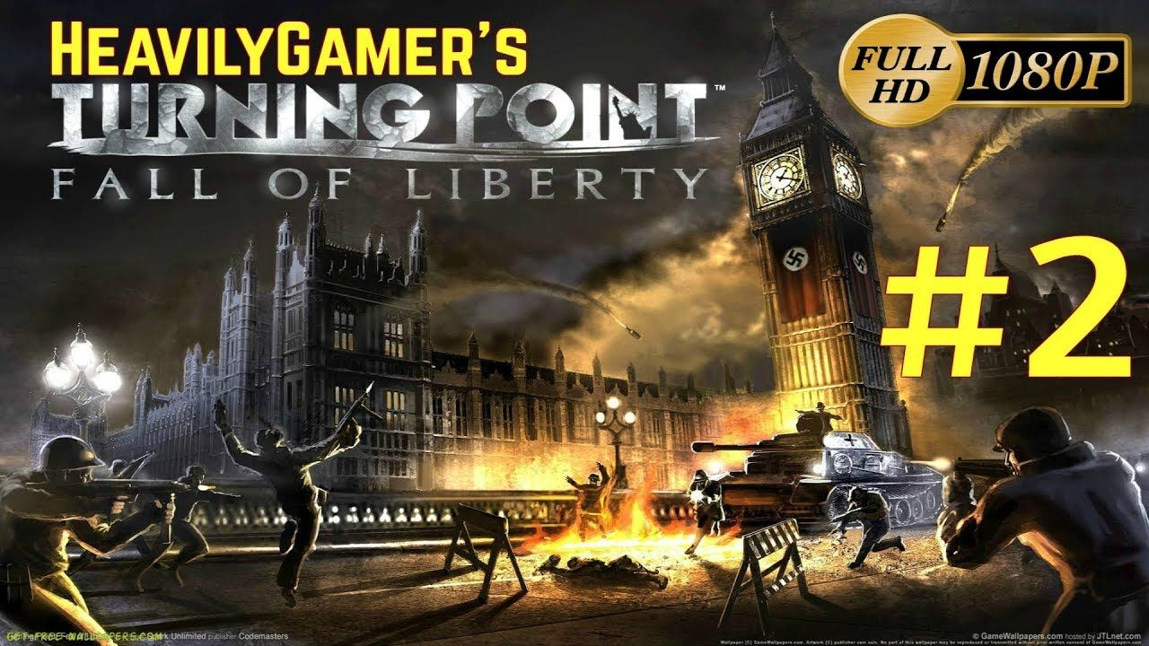 Turning Point Fall of Liberty Gameplay Walkthrough (PC) Part 2