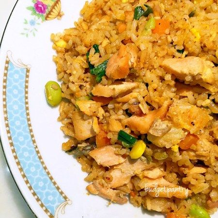 Sambal fried rice1 asian recipes pinterest fried rice rice some of you ask me if i still cook as often since im now 31 weeks i still prepare my lunchbox for work and come home to cook dinner for jason ccuart Image collections