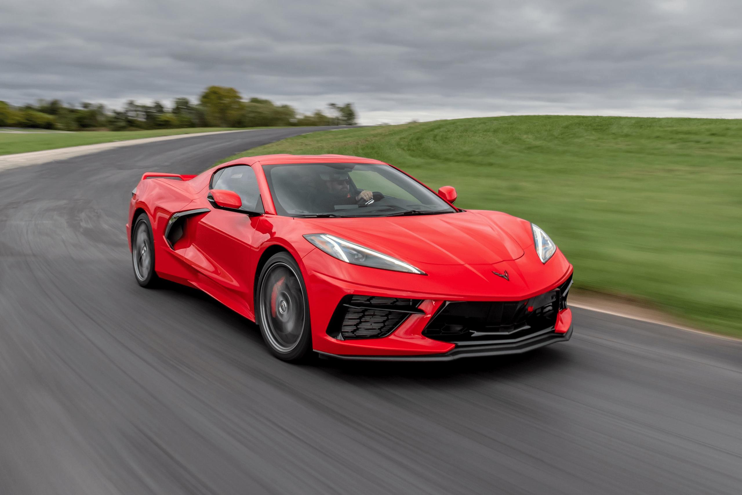 2021 Corvette Z07 Rumors