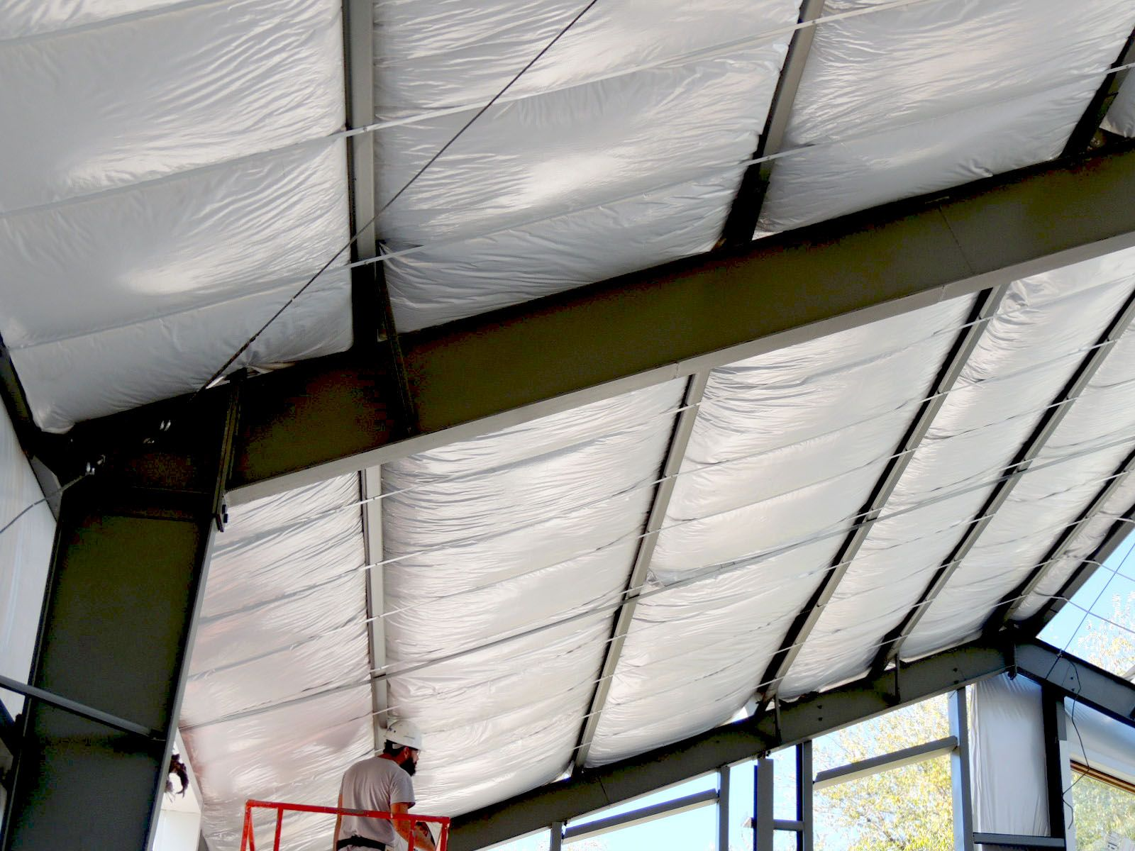 How to install insulation insulation