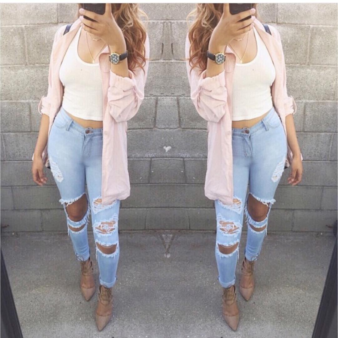 "Fashion Nova ™ On Instagram: ""Search: ""Beach Bum Jeans"