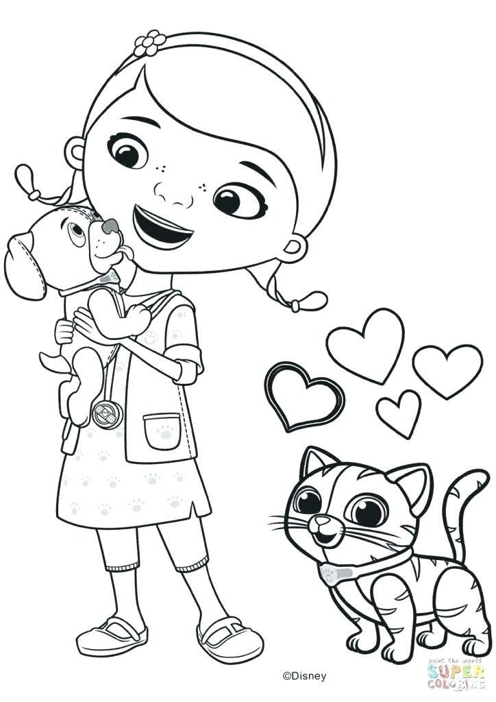 Wonderful Doc Mcstuffins Color Page Doc Coloring Pages Online Doc Mcstuffins Color Pages Co Doc Mcstuffins Coloring Pages Disney Coloring Pages Coloring Books