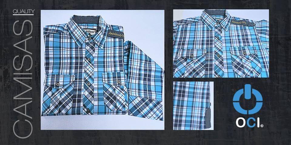 Camisa Manga Larga Ref. CS0218 Precio   67.000 Tallas  S (1) Total ... 0fbd5a6c55b44