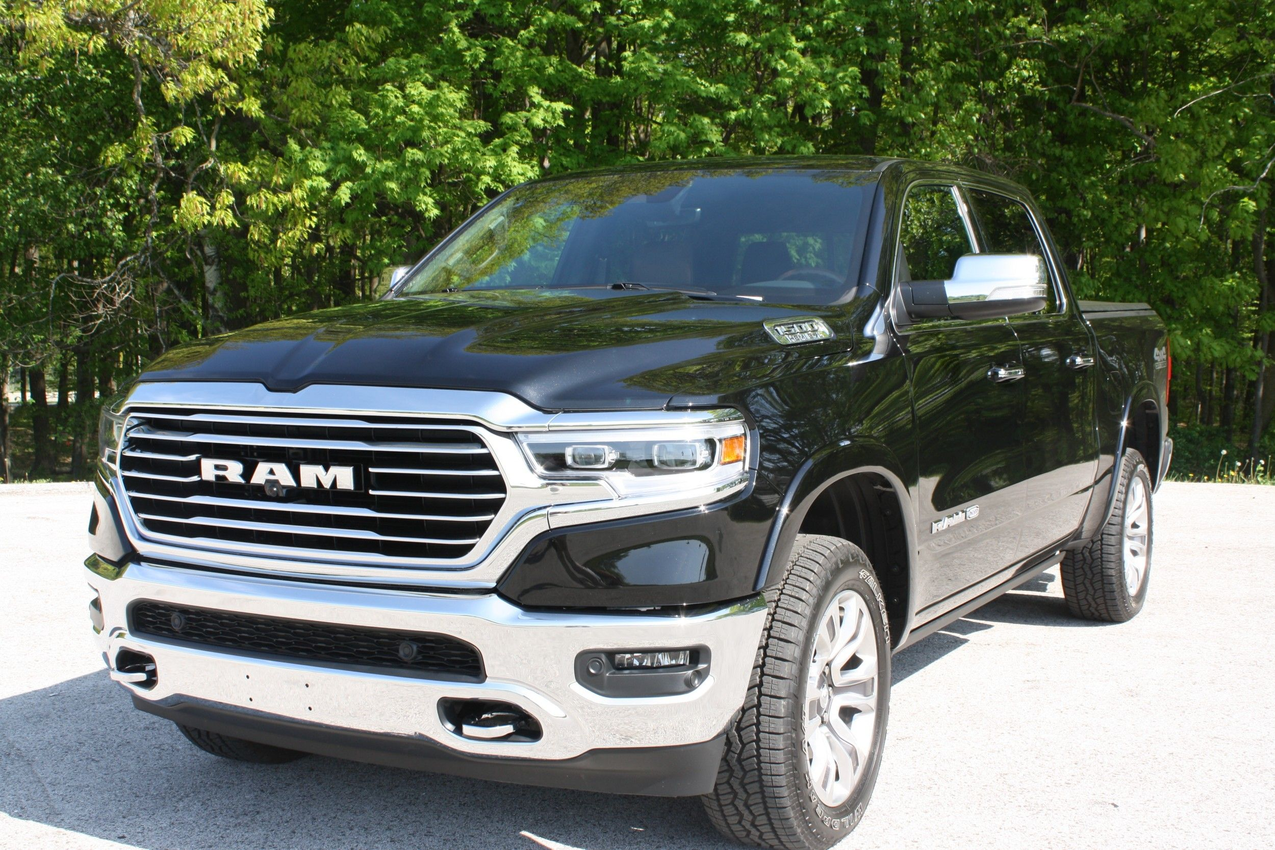 Road Test Review 2019 Ram 1500 Laramie Longhorn 4x4 By Carl Malek Pickup Trucks Road Test Buick Regal Test Review