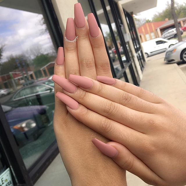Nails Pink And Goals Image