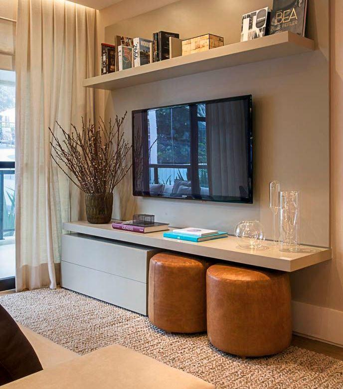 30 ideas for small living rooms! 30 ideas para salas pequeñas ...