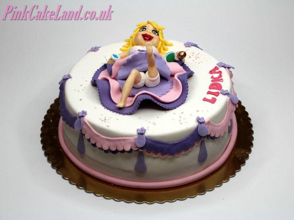 Naughty Cakes