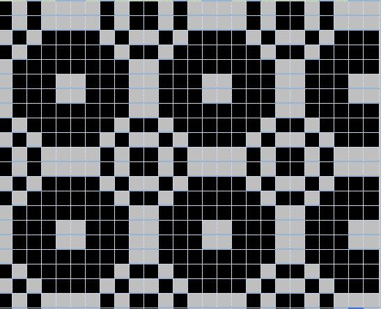 Billedresultat for strik mønster med 2 farver
