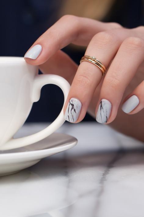 opi marble effect nails | nails! | Pinterest | Diseños de uñas ...
