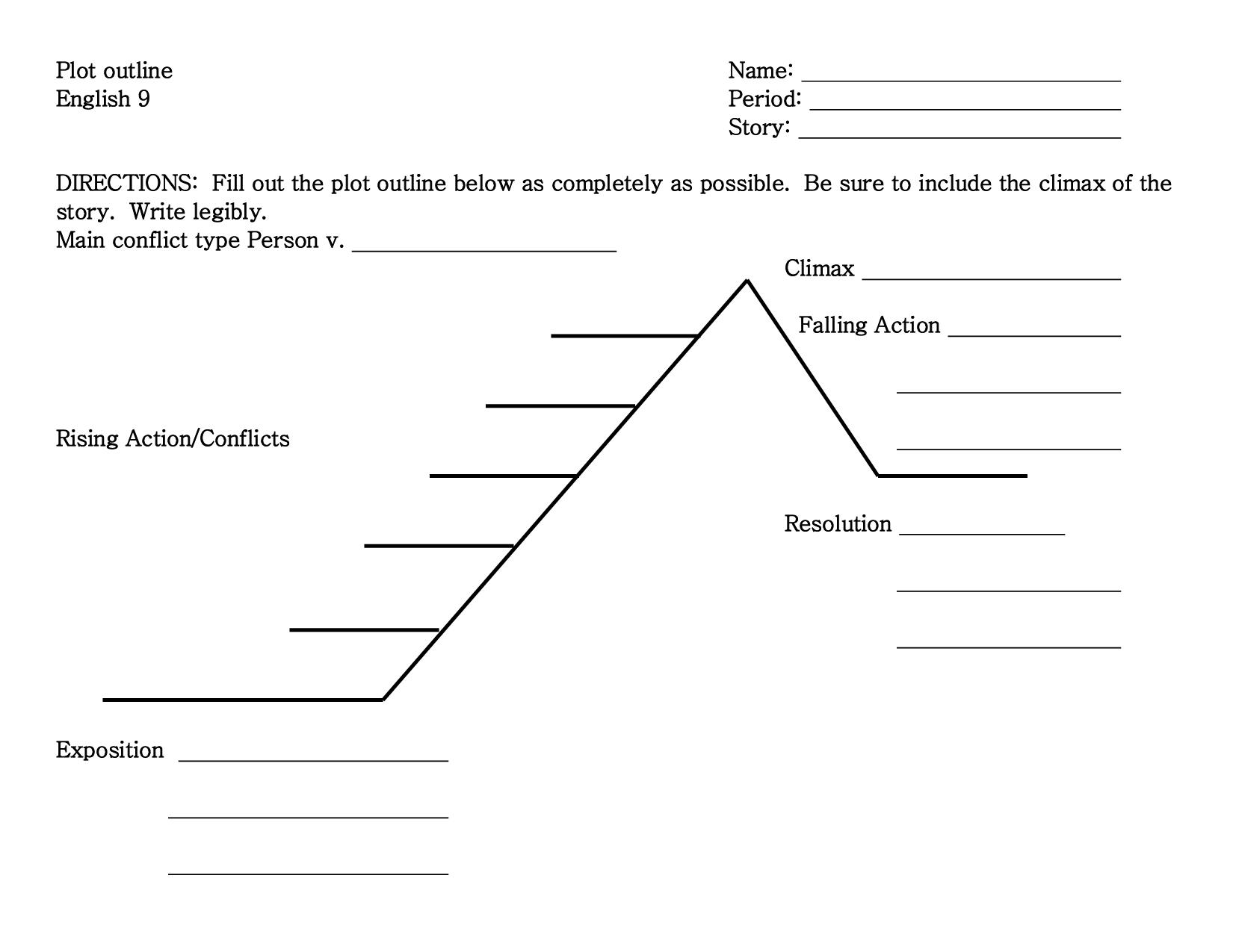 plot diagram graphic organizer pdf 2009 holden colorado radio wiring images for template 9lxhznhx food pinterest