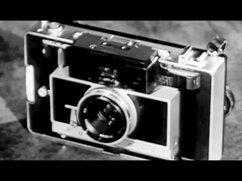 Polaroid Dealer Announcement & Commercials 1964 Polaroid; Hosted by Lowell Thomas: http://youtu.be/AHcJkRooUd4 #Polaroid #marketing #1964