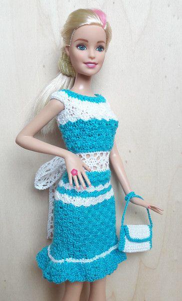 Pin von maria villa auf barbies | Pinterest | Barbiekleidung, Puppe ...