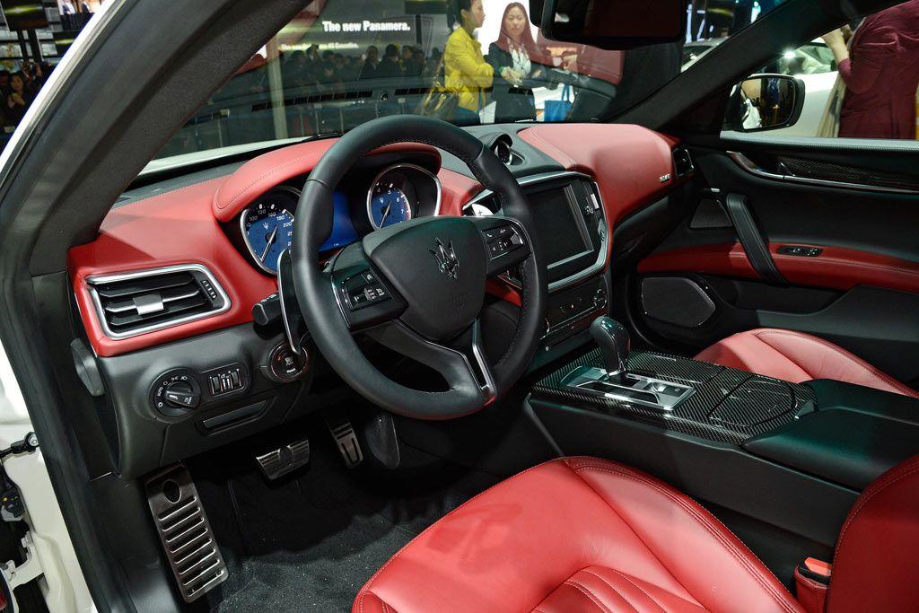 new maserati ghibli maserati ghibli rode interieurs shabby chic huizen autos motoren