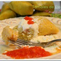 Sweet Corn Tamales, Tamales de Elote, Uchepos de Michoacan, Tamales Cuiches, How to make tamales de elotes, Mexican Tamales.