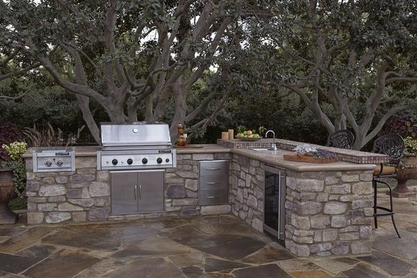 Coastal Ranch Signature Kitchen Modular Outdoor Kitchens Outdoor Kitchen Kits Outdoor Kitchen Design