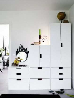 die besten 25 baby kleiderschrank ideen auf pinterest. Black Bedroom Furniture Sets. Home Design Ideas