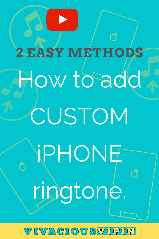 Ringtone For Iphone Mac Os