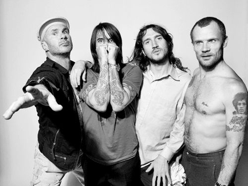 red hot chili peppers ♥