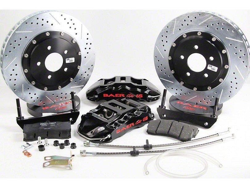 Baer Extreme Plus Front Brake Kit Black (0814 SRT8