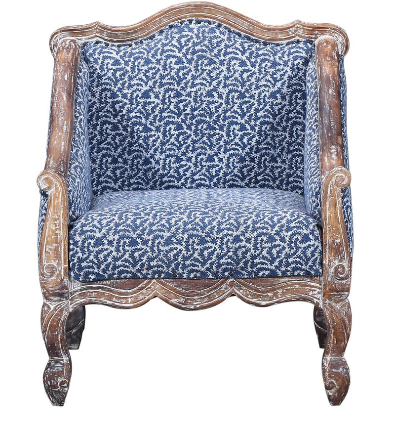 Admirable Carmen Arm Chair In Distress Finish By Bohemiana Chair Caraccident5 Cool Chair Designs And Ideas Caraccident5Info
