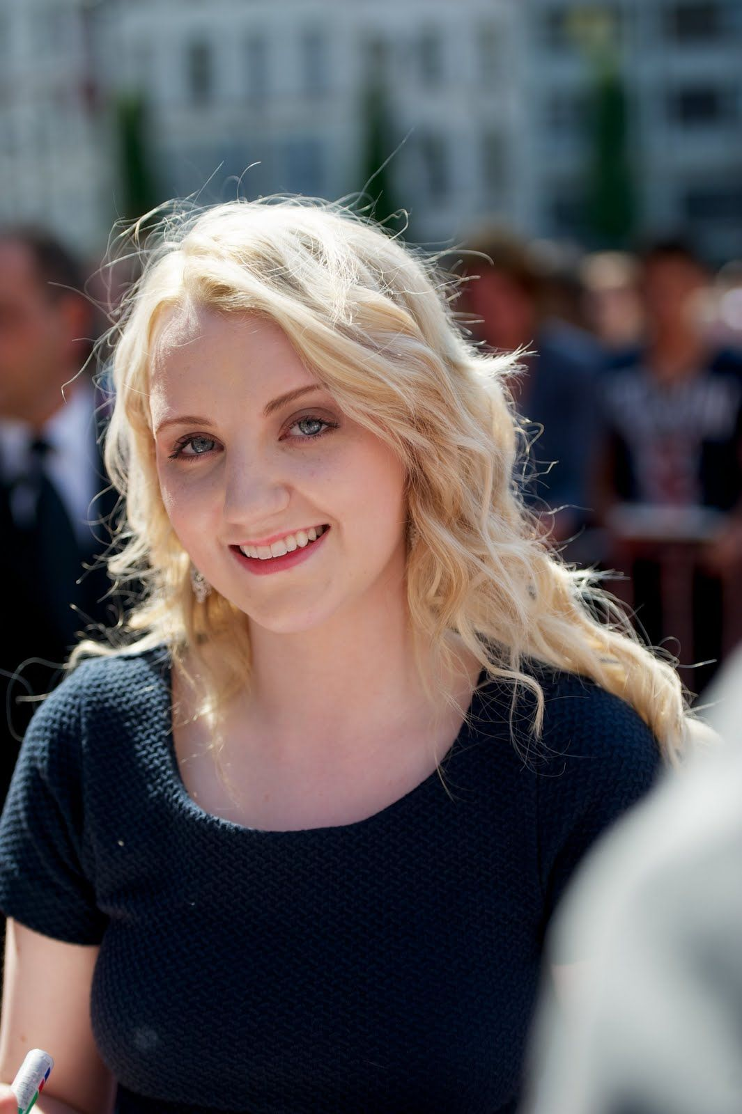 Luna Lovegood-Evanna Lynch