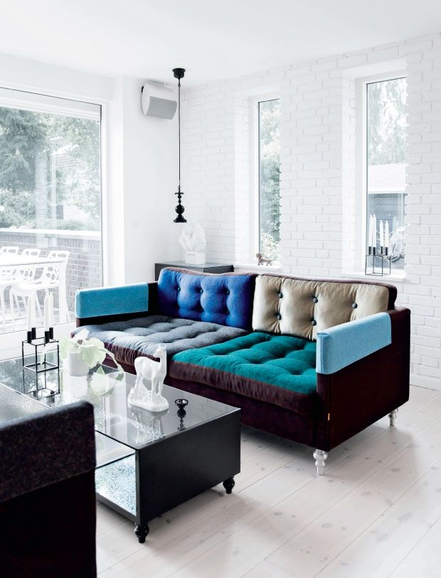 Modern Interieur In Denemarken For General Room Design Inspiration Especially Couch Architecte Interieur Deco Idees De Decor