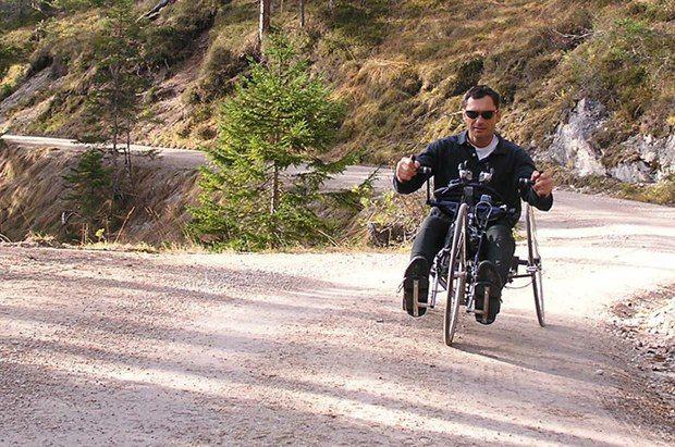 Fiets (handbike) routes in Oostenrijk (#barrièrevrij Gepind ter inspiratie van recreatie ondernemers)