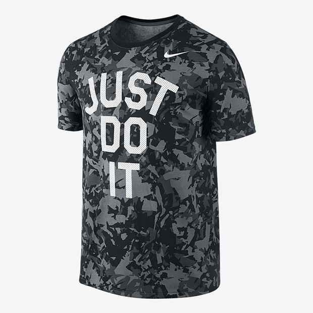 Camiseta Nike Dfct Camo Just Do It Masculina - Nike no Nike.com.br 3fb476f5d7763