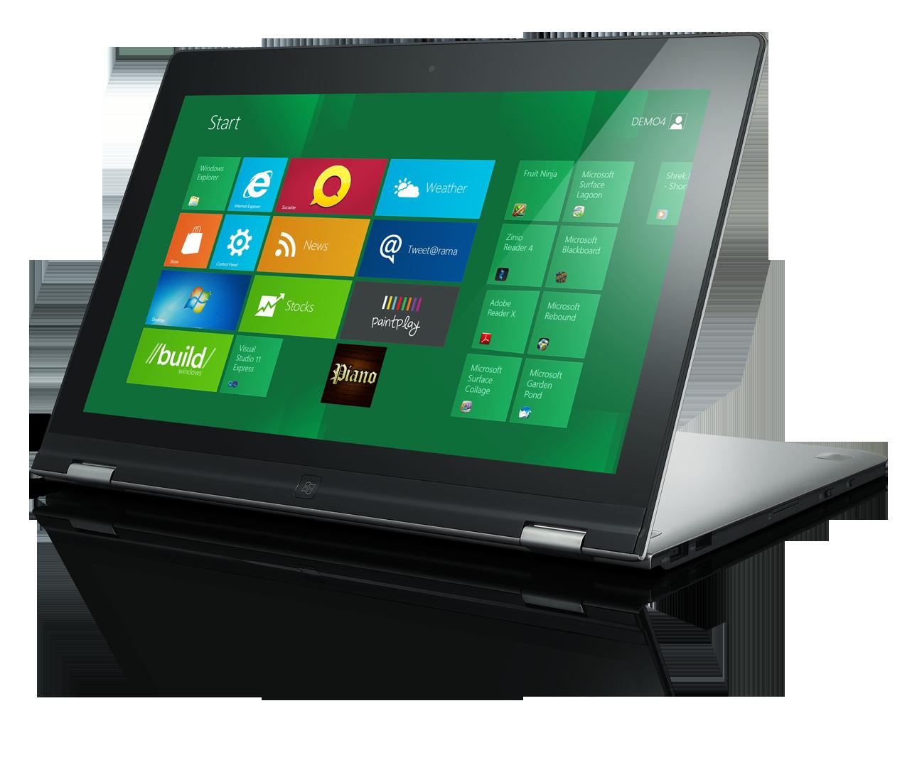 Lenovo Ultrabook + Tablet - IdeaPad Yoga