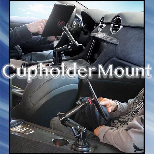 Universal Tablet Mount Cup Holder Mount Nice Whips Tablet Mount
