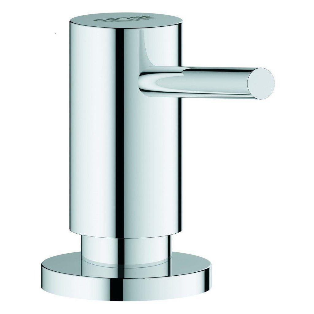 Grohe Cosmopolitan Soap Dispenser Chrome | Products | Pinterest ...