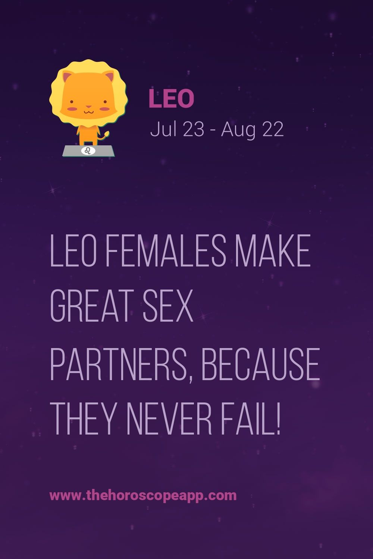 Leo sex partners