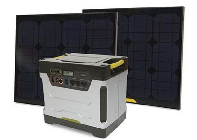 Energie Le Solar Home Power Generator Pourrait Vous Plaire